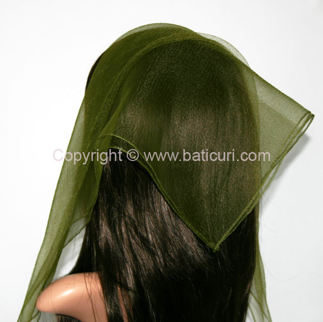 01-56 SQ Solid-Olive green