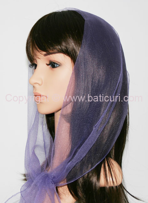 #18-81(W) OB Solid wide-Dark dusty purple - Click Image to Close