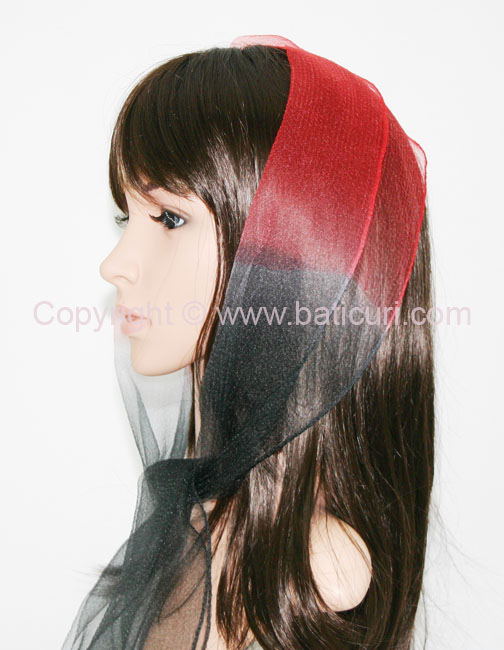 #20 OB Cloud-Red with black
