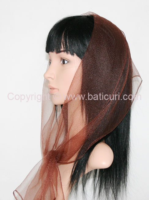 #18-45(W) OB Solid wide-Brown