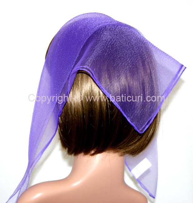 01(Small)-139 SQ Solid-Purple