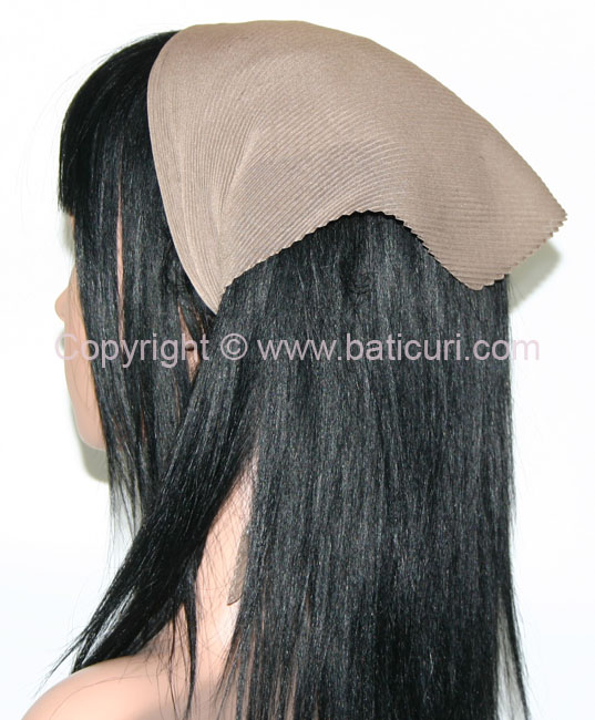 Pleated Italian- Light Taupe (Beige)