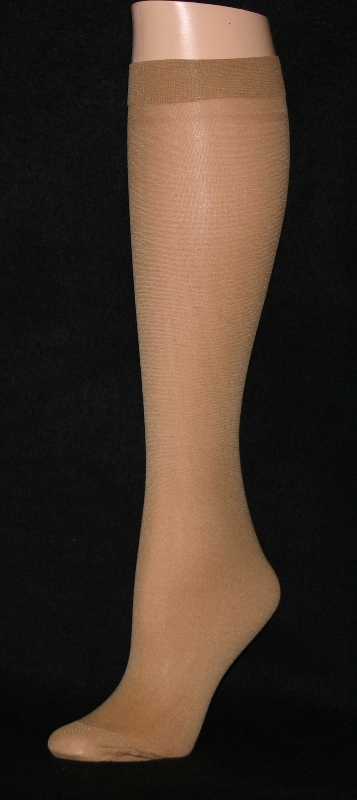 205 Lady knee-high sock